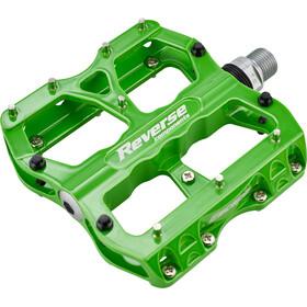 Reverse Escape Pedals green